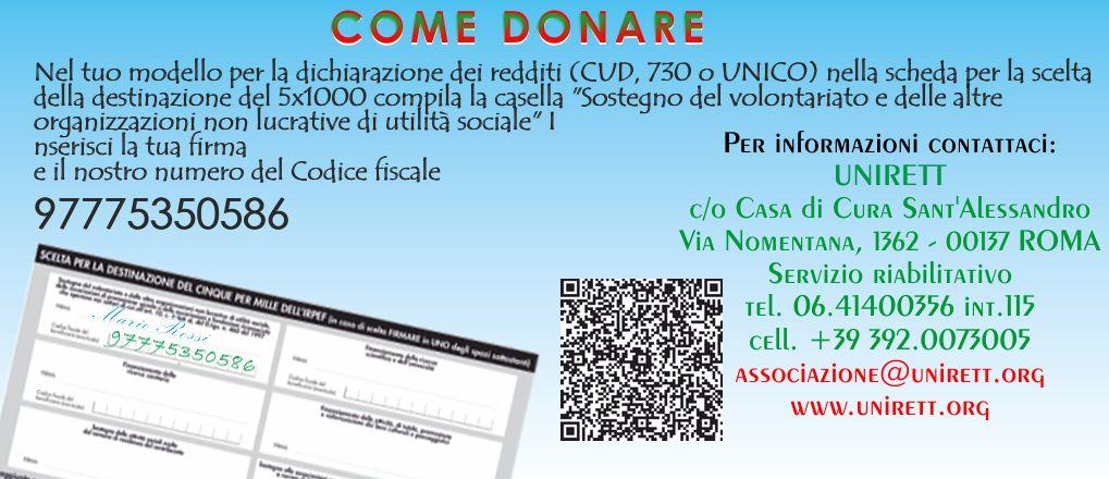 FAI UNA DONAZIONE!